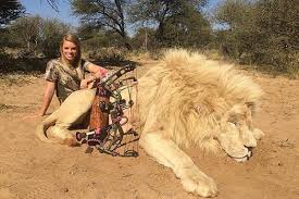 Trophy Hunting - I'm Not A Trophy Campaign