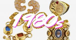 5 top jewelry brands of the 80s worthy