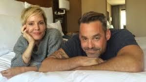 Buffy stars Emma Caulfield and Nicholas Brendon at Oz Comic-Con ...