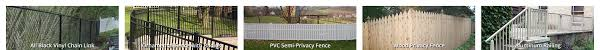 Pittsburgh Residential Commercial And Industrial Fence Allegheny Fence