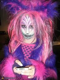 wonderland cheshire cat costume