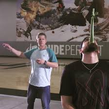 Magician Rick Smith Jr. Joins Dude Perfect for YouTube Card ...