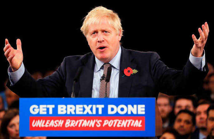 """Image result for UK PM's election campaign launch marred by gaffe, resignation, doctored video"""""""