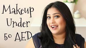 affordable makeup in dubai uae less