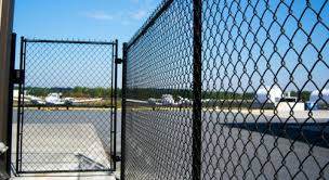 Plastic Coated Chain Link Fence Wire Mesh Fencing Hebei Tongrui Import Export Co Ltd