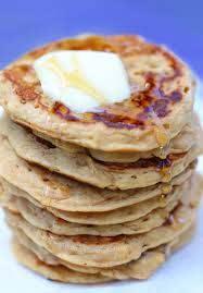 oatmeal pancakes whole grain healthy
