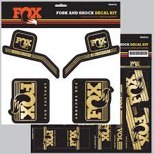 Fox Heritage Decal Kit Fork And Shock 2016 Design Bike24