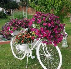 vintage garden decor ideas that you