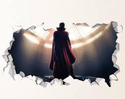 Doctor Strange Decal Etsy