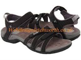 sandals womens rust leather teva tirra