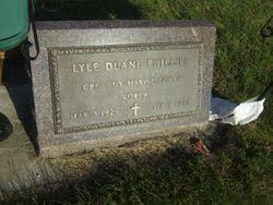 Lyle Duane Phillips (1929-1983) - Find A Grave Memorial