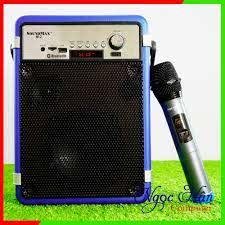 SoundMax M2 Loa Kéo Karaoke Bluetooth - Hàng Chính Hãng