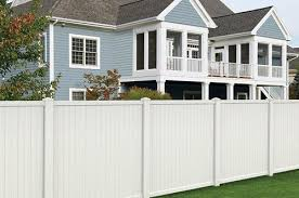 100 White Belmont Fence Material List At Menards