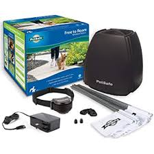 Amazon Com Petsafe Free To Roam Dog And Cat Wireless Fence Above Ground Electric Pet Fence From The Parent Company Of Invisible Fence Brand Petsafe Pet Supplies