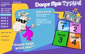 lpputerlab grade 1 dance mat typing