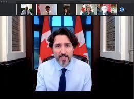 وفد السلطنة لدى الأمم المتحدة يستضيف رئيس وزراء كندا