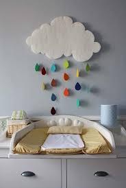 Gorgeous Rain Cloud Mobile Baby Room Decor Diy Baby Stuff Kids Room Kids Bedroom