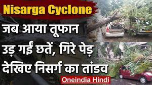 Nisarga Cyclone Update : Maharashtra से ...