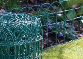 pvc coated garden wire mesh