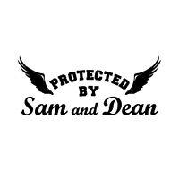 Supernatural Anti Possession Symbol Vinyl Decal Sticker Car Sam Dean Window Ebay