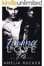 Finding Love (Finding Series Book 1) eBook: Rucker, Amelia: Amazon ...
