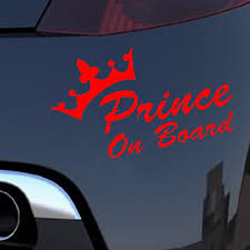 Princess Daughter Of The King Car Decal Vinyl Sticker For Window Bumper Panel Archives Midweek Com