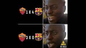 هكذا سخر جمهور ريال مدريد من هزيمة برشلونة علي حمدان صيحات