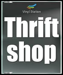 Thrift Shop Store Decal Sign Business Uber Store Vinyl Window Decal Ebay
