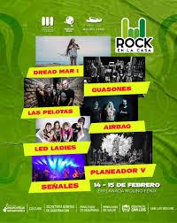 ROCK EN LA CASA