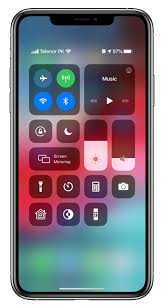 use screen mirroring feature in ios 13