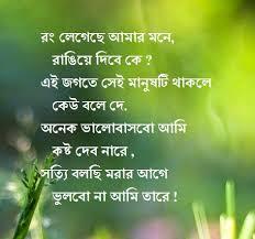 bengali love shayari ব ল ভ ল ব স র
