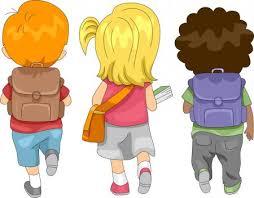 Fotos de Niño yendo a la escuela de stock, imágenes de Niño yendo a la  escuela sin royalties | Depositphotos