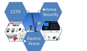Electric Fence Cctv Security Alarm Other Business Industry 1020668459
