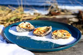 Miso Baked Oysters Quick Easy Japanese ...