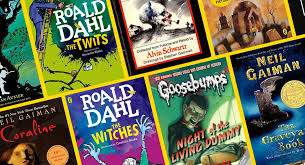 The 10 Best Scary Books To Share With Your Kids For Halloween 2020 Fatherly