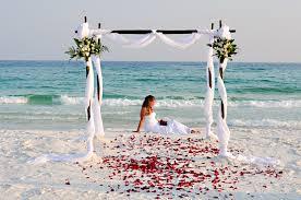 destin florida wedding packages