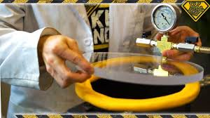 how to build a vacuum chamber that