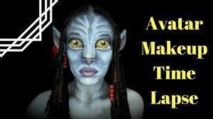 avatar makeup time saubhaya makeup
