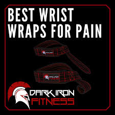 best wrist wraps for pain 2mm 3mm