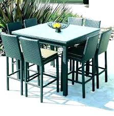patio table and chairs outdoor