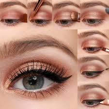 party perfect eye makeup tutorial