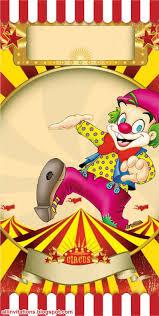Ticketmaster Circo Con Payaso Invitaciones De Payaso