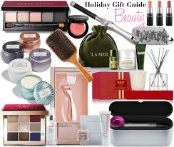 holiday gift guide beauty sweet