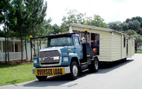 installing and setting up mobile homes