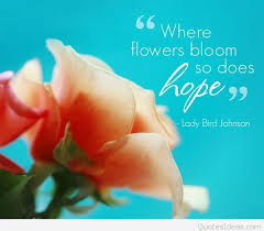 awesome inspirational quote flower