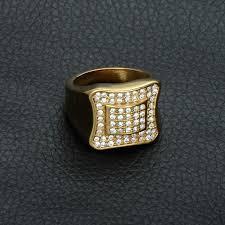 china mens hip hop rings manufacturers