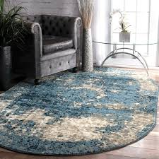 montross oriental blue area rug with