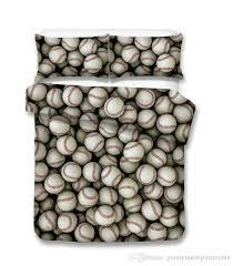 baseball bedding bedclothes duvet