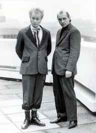 Rik and Ade Edmondson | Comedy actors, Rik mayall, British comedy