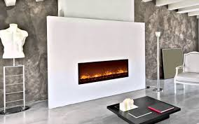 modern flames electric fireplaces hot